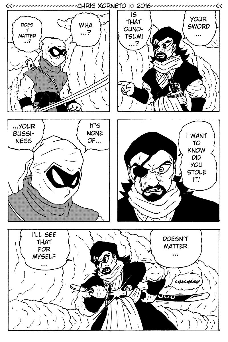 Five Death Man [0118]
