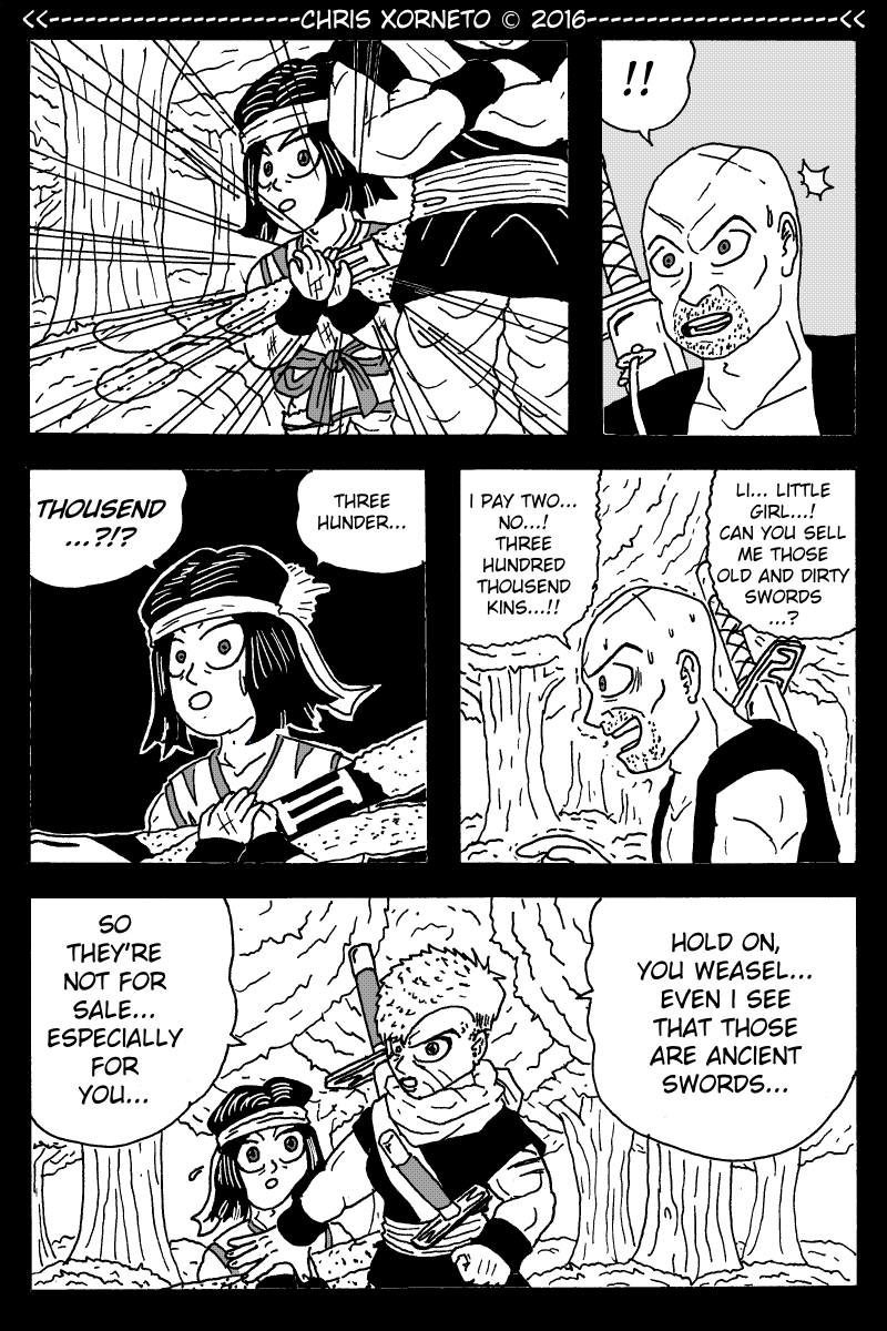 Shirotora and Hayabusa [1006]