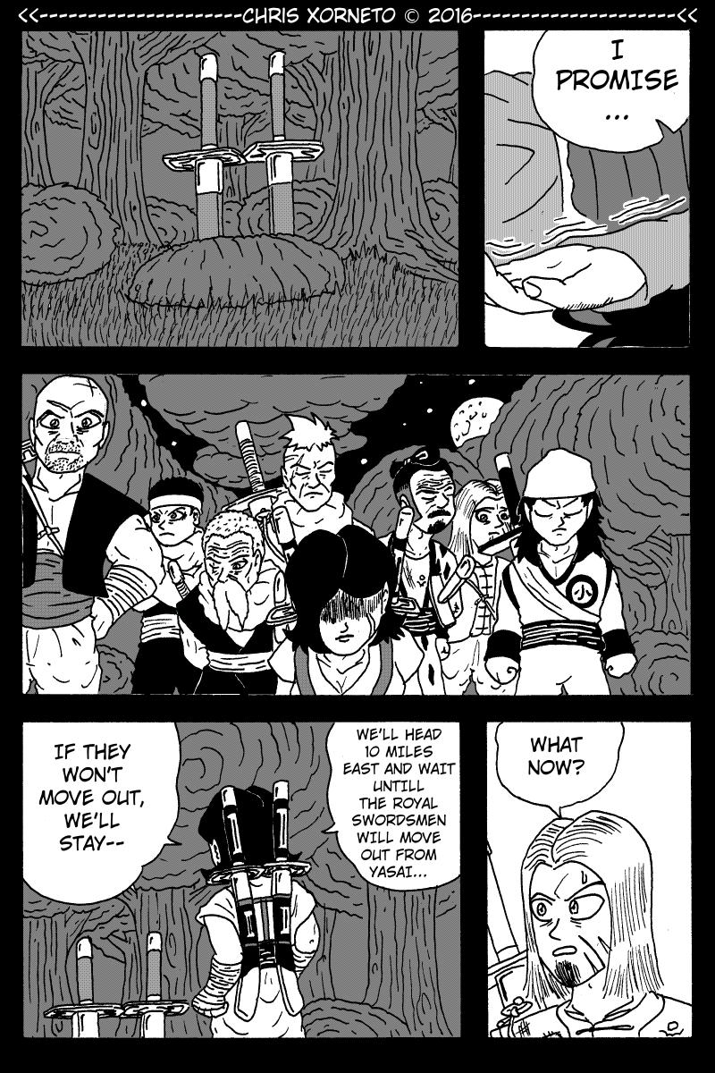 Shirotora and Hayabusa [1018]