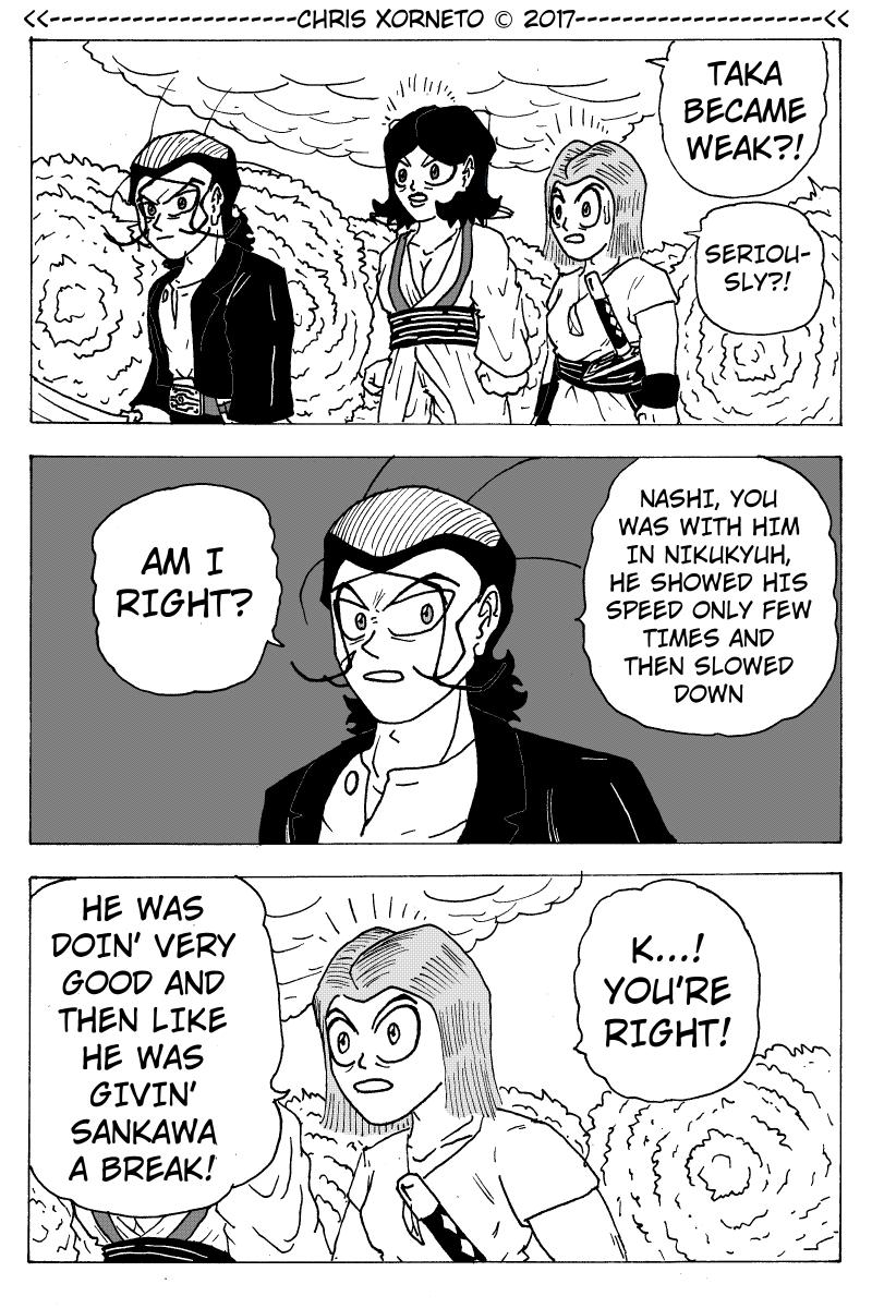 Life-Long Rivalry [2703]