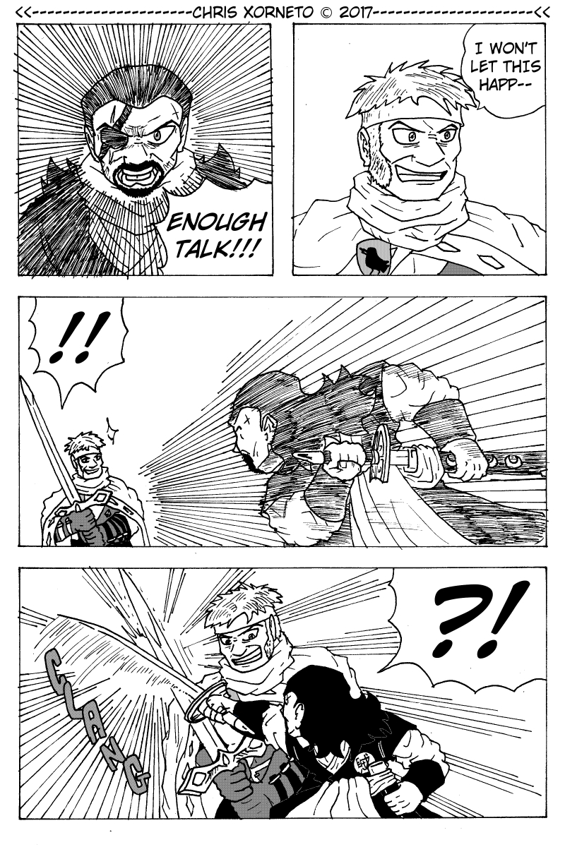 Life-Long Rivalry [2706]