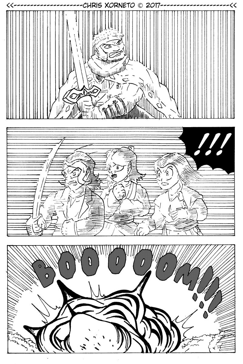 Life-Long Rivalry [2712]